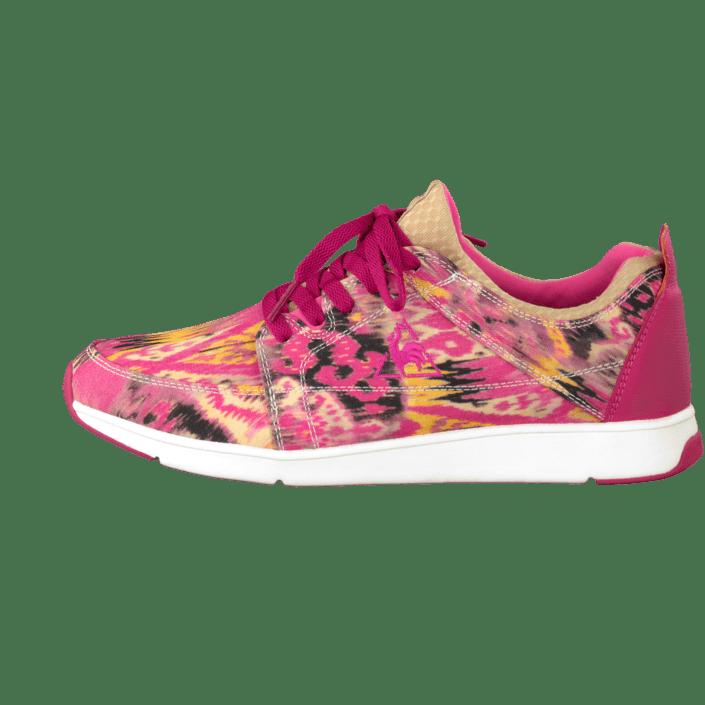Sko Kjøp Print Le Beige Sportsko Og Coq Sneakers Low Sportif Online Purple Flore Orchid nzwpT4q