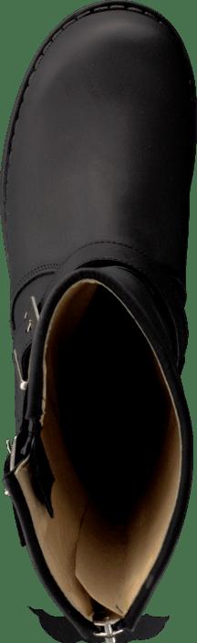 Kjøp Johnny Bulls Mid Zip Back Black/silver Sko Online