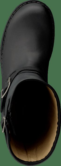 Online Støvletter Mid silver Johnny Black Sorte Sko Bulls Støvler Kjøp Og Boot E8Pww