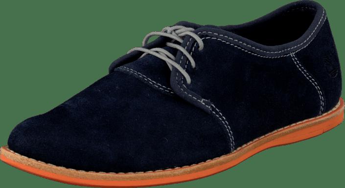 Kjøp Timberland Revenia oxford Navy Suede sko Online