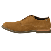 Acheter Timberland Brook Park oxford Rust Suede bruns