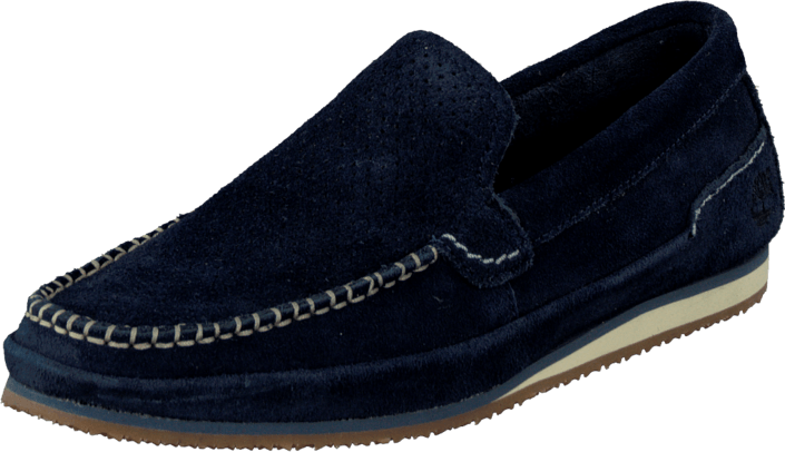 Timberland - Hayes Valley Navy Suede