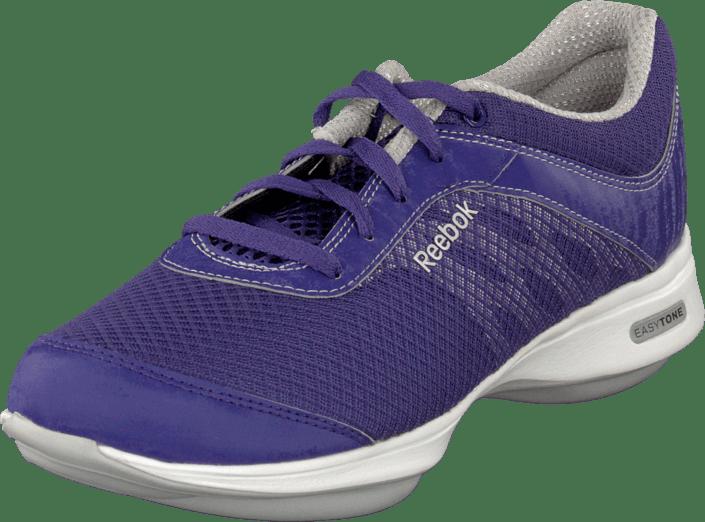 665bc26f7fb Buy Reebok Easytone Reenew Iv Sport Violet Steel White blue Shoes ...
