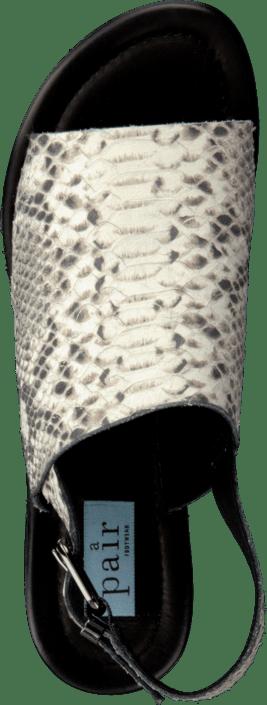 A Pair - 13-2310 Printed Roccia (snake)