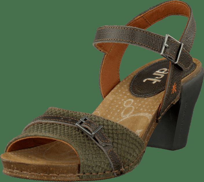 Brunito Heels Online Kjøp Sko 226 Art Grønne Feel I 1PqIB