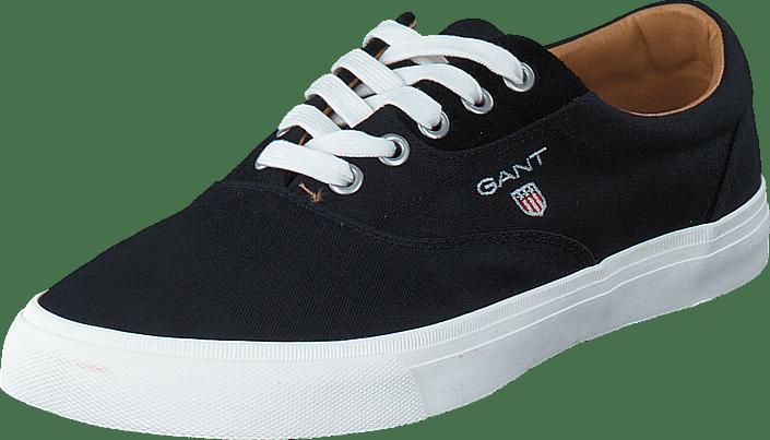 49870 Køb Sko Gant Lace Online Og Sneakers Sorte Black Sportsko 07 Hero nvRgprvq