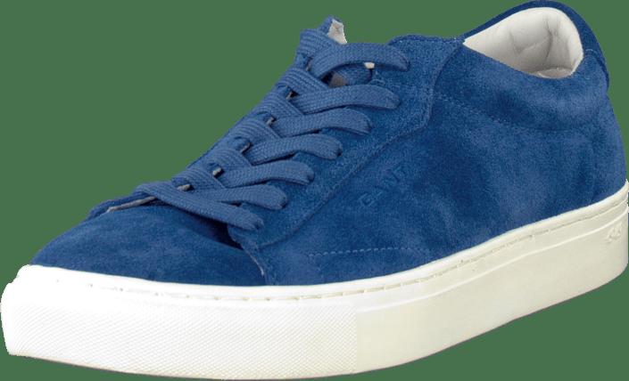 Buy Gant Bryant Vintage Blue Shoes