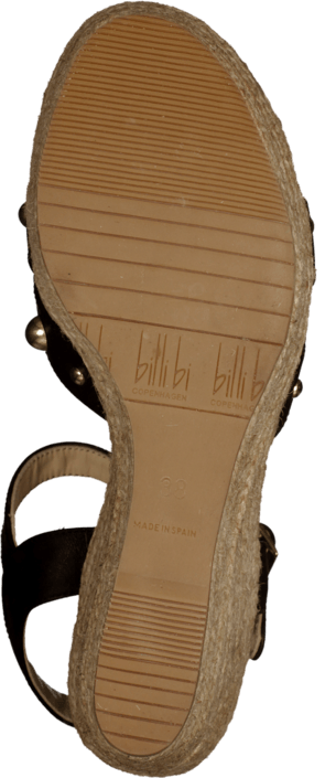 Billi Bi - 983132020 Black vaqueta