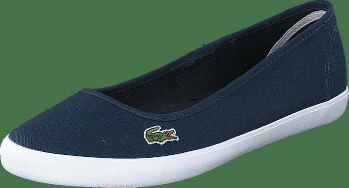 b915ee56f931a0 Buy Lacoste Marthe Lcr Dk Blu Dk Blu blue Shoes Online