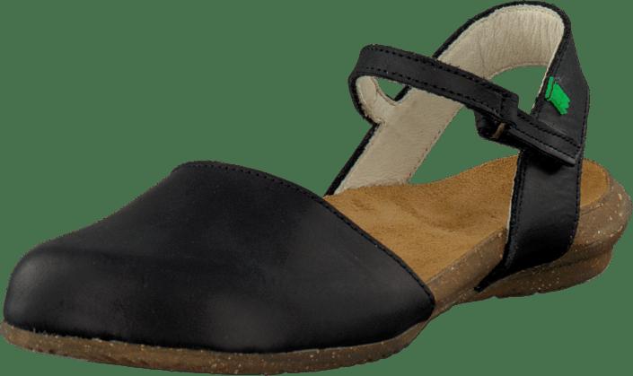f841d191e Buy El Naturalista Wakataua N412 Black black Shoes Online