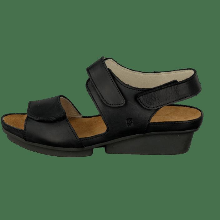 Femme Chaussures Acheter El Naturalista Code ND20 Noir Chaussures Online