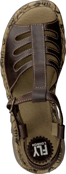 Fly London - Tesk Dk Brown