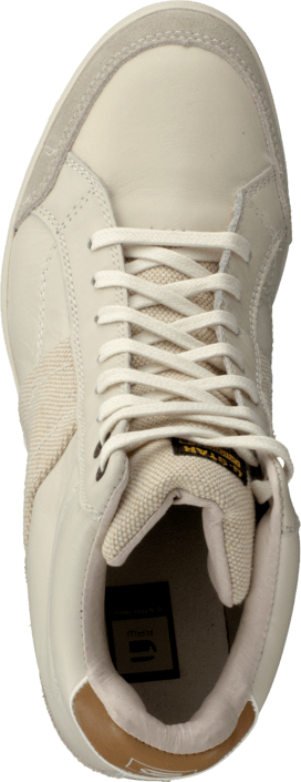G-Star Raw - Yard Wedge Wildcild Lthr White