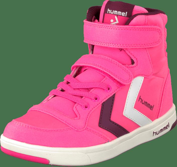 innovative design c8482 3d29f Stadil Lw Jr Nylon Hi Knockout Pink