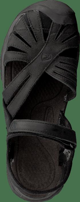 Keen - Rose Leather Black/Raven