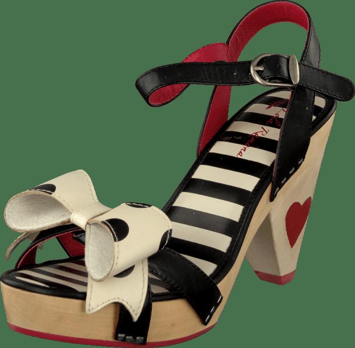 Lola Ramona - Liza 413603-2 Black/creme