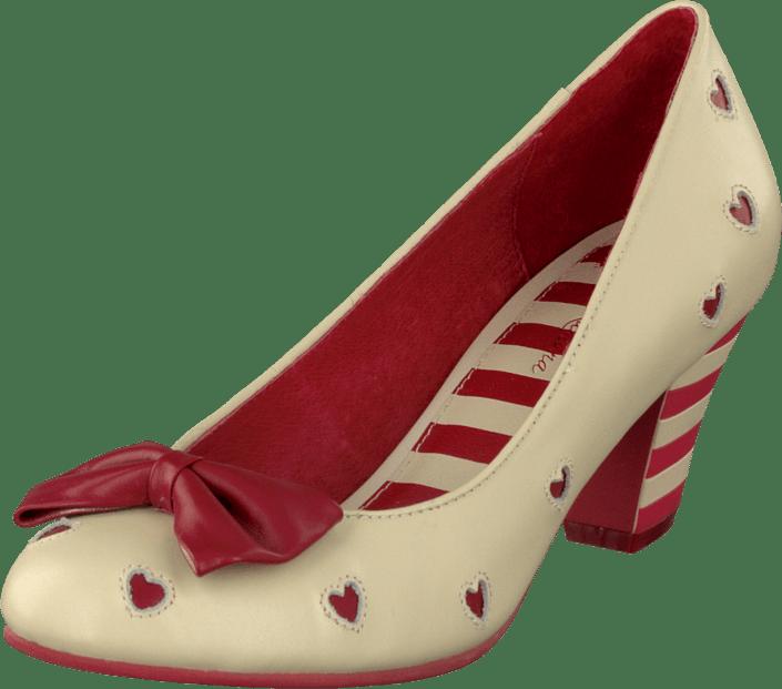 Lola Ramona - Elsie 411621-17 Creme/red