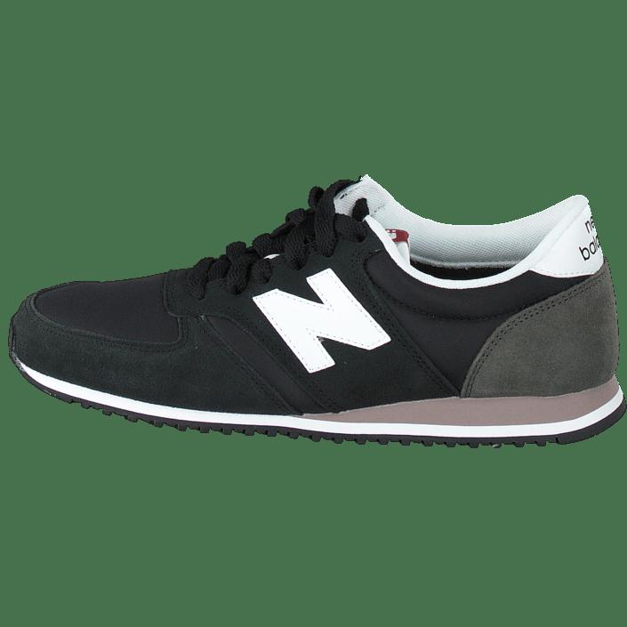 new products 89234 d27b2 Köp New Balance U420CBW Black gråa Skor Online   FOOTWAY.se