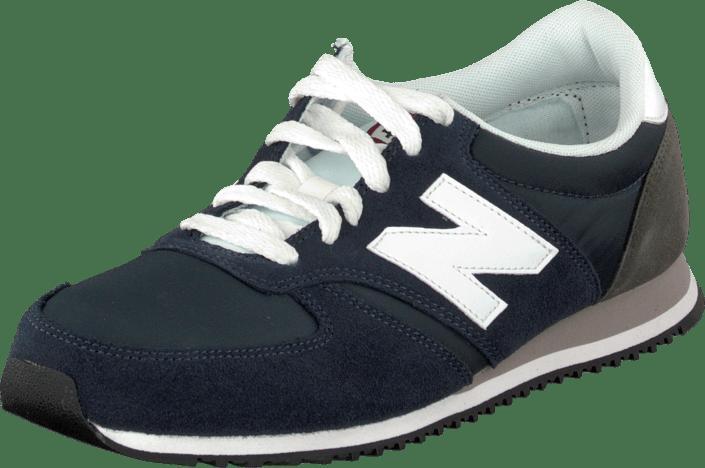 Blå Kjøp Online New U420cnw Navy Sneakers Balance Sko xx6Fqw7