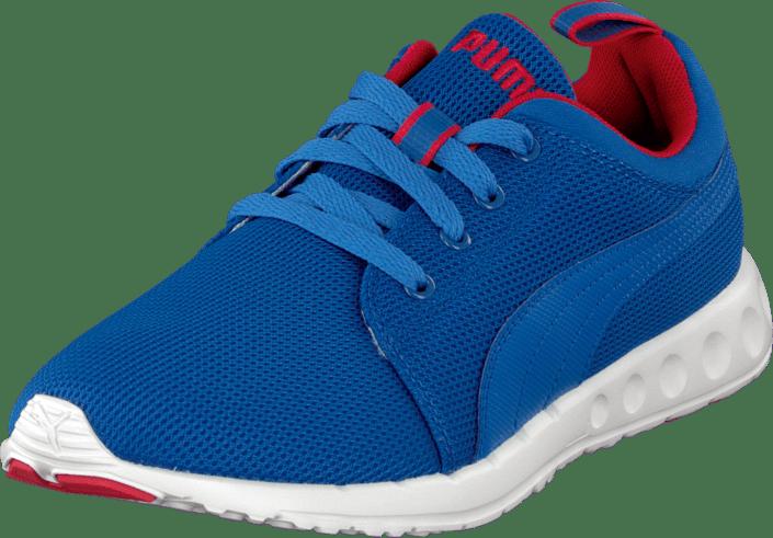 Carson Runner Strong Blue High Risk Red