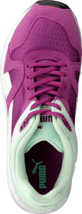 Puma - Xs 500 Jr Vivid Viola-White-Bay