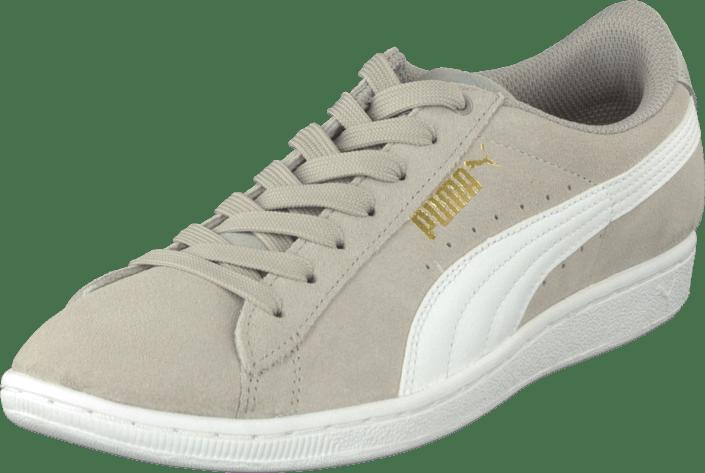 dbb09a9e673 Buy Puma Puma Vikky Gray Violet-White white Shoes Online