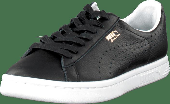 Puma Court Star Sko Black
