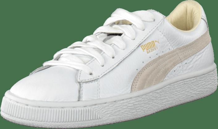 Basket Classic White White
