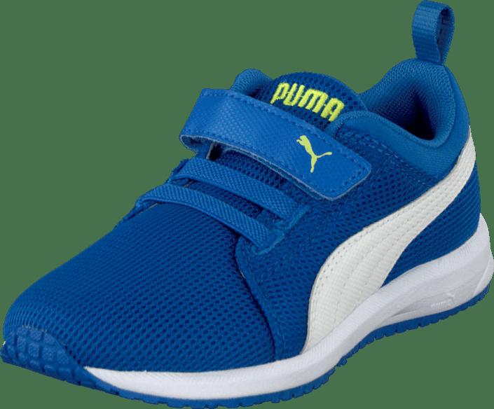 puma carson runner white