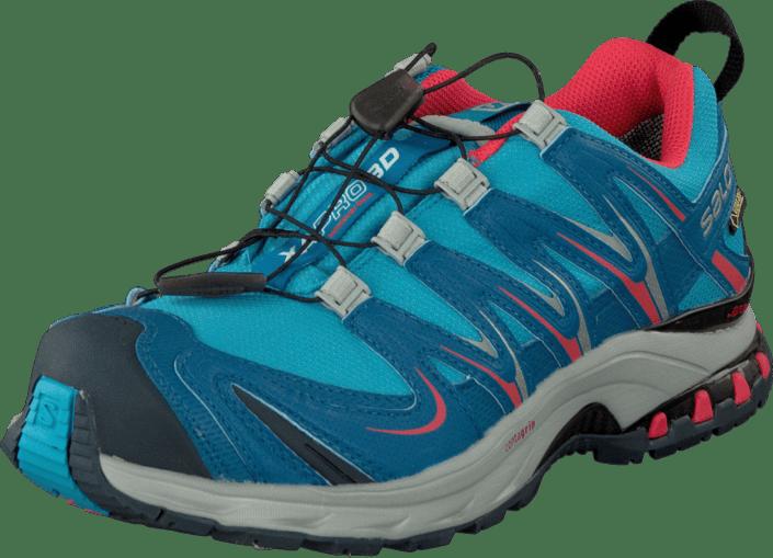 Salomon Xa Pro 3D Gtx W BlDarkness BPapay Schuhe Kaufen HIZ0F