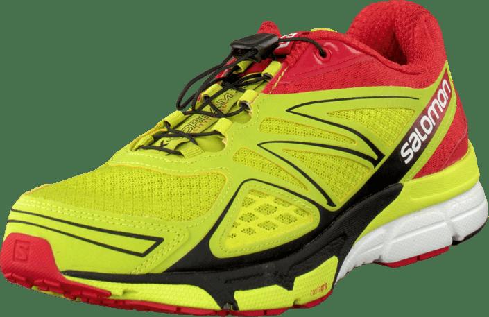 X Gecko Redblack Schuhe Salomon Rote Scream Kaufen 3d Greenbright sQotxrChdB