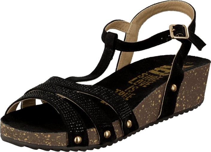 Sorte Sko 27717 Black Xti Kjøp Sandals Online qU8vt8w