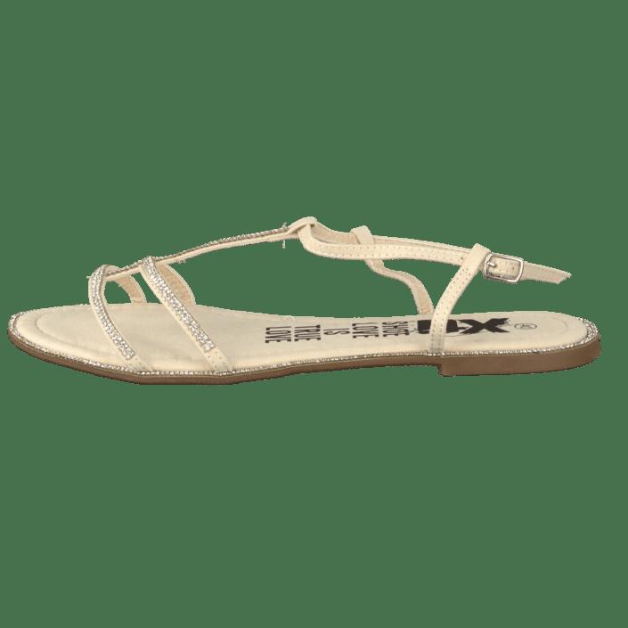 Sko 50274 Offwhite Tøfler 00 Og Hvide 27946 Sandaler Køb Xti Online FqRPxIww