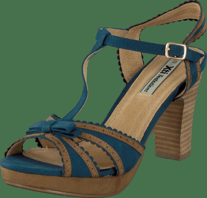 Online Kjøp Jeans 29705 Turkise Xti Sko Heels xgUxHq