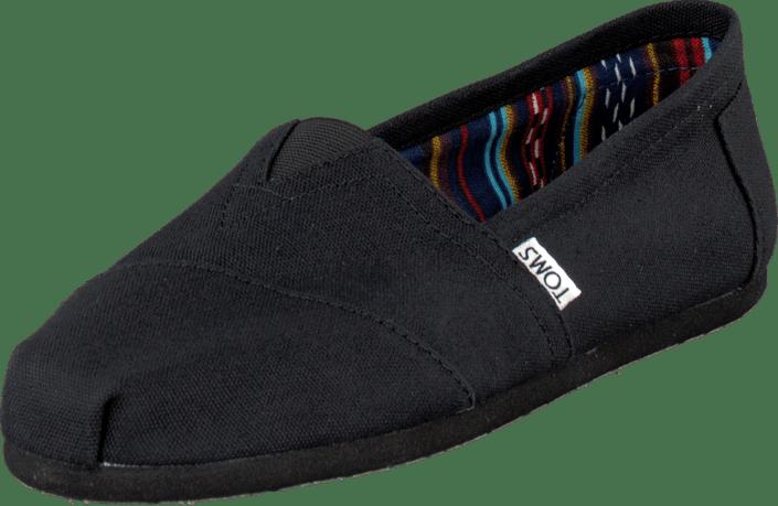Toms - Classics Men Black on Black