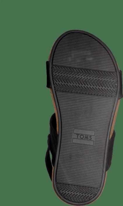Toms - Moreno Sandal Black