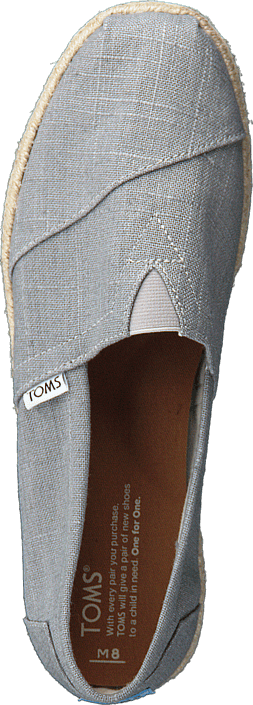 Seasonal Classics Grey Linen