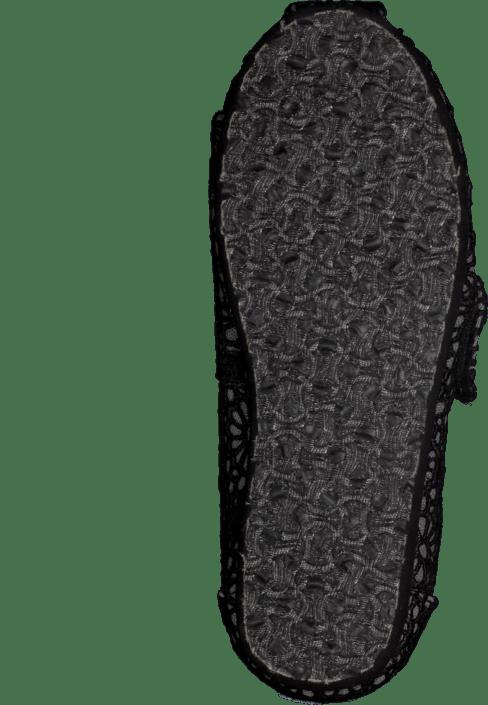 Classics Kids Black Crochet