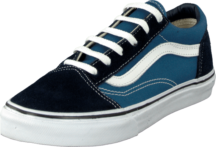 Vans - K Old Skool Navy/True White