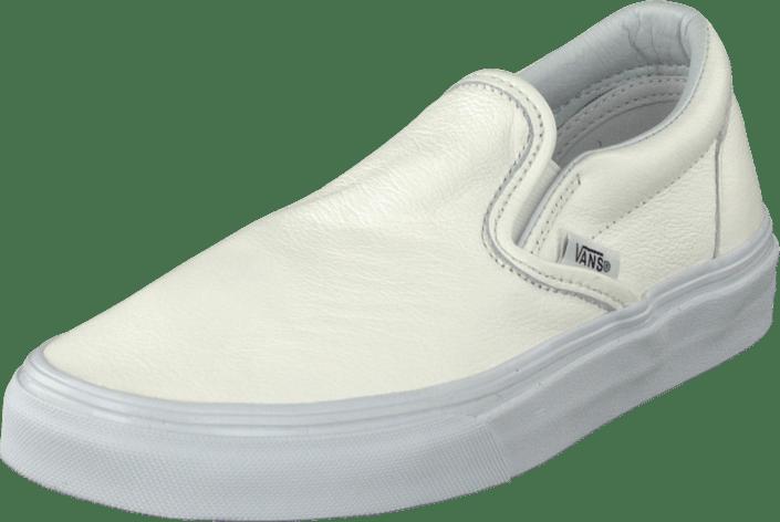 8ceaddba10 Buy Vans U Classic Slip-On (Premium) White white Shoes Online ...