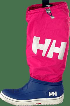 hot sale online f45be 16704 Helly Hansen - W Aegir Ocean Boot Sca Blue   Sca Magenta   O