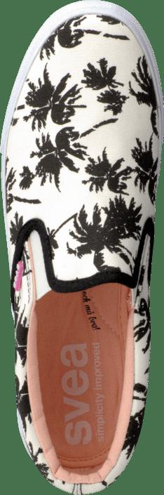 Femme Chaussures Acheter Svea Linköping 1 Blanc/Noir Chaussures Online