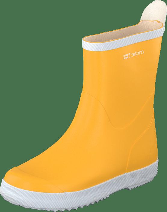 Tretorn - Wings Kids Yellow