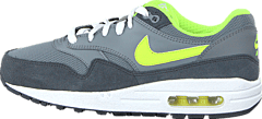 Nike Air Max 1 (Gs) Cool Grey/Volt-Anthrct-White