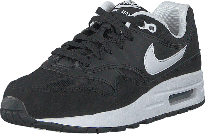 Nike - Nike Air Max 1 (Gs) Black/White