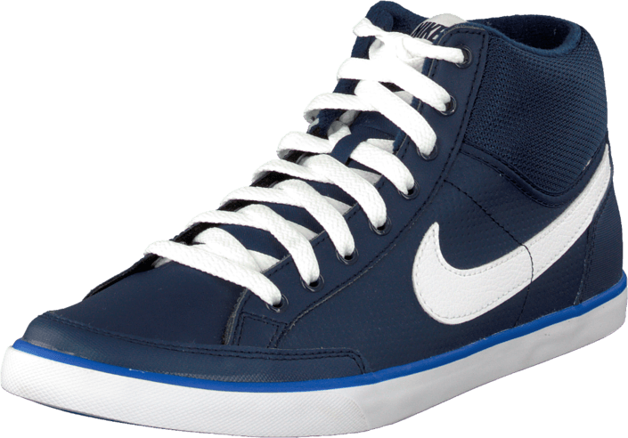 9bb75d6675ea Buy Nike Nike Capri Iii Mid Ltr Midnight Navy White Game Royal blue ...