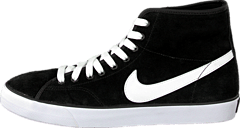 separation shoes d7b51 15bd1 Nike - Primo Court Mid Leather Black White White White