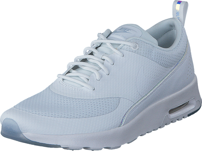 on sale 8d0db 6be5a Nike - Wmns Nike Air Max Thea Prm White White-Blue Tint