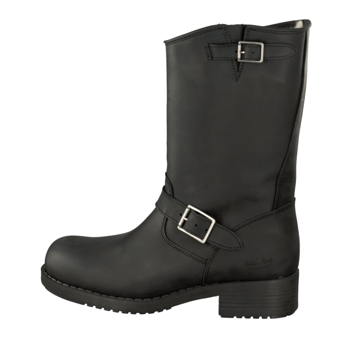Mid Boot Warm lining BlackSilver