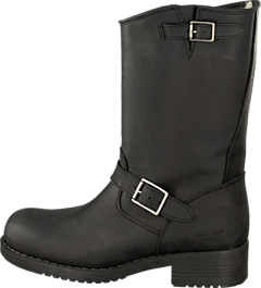 Mid Boot Warm lining Black/Silver